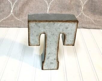 7 Inch Metal Letters Metal Lettersmetal Letterletter D7 Inch Letterwall