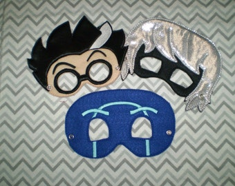 PJ Masks Mask Villans , Featuring Romeo, Luna Girl, Night Ninja