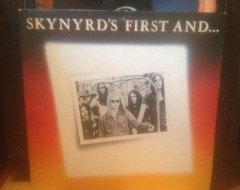 Lynyrd Skynyrd - Skynyrd's First And Last - Vinyl