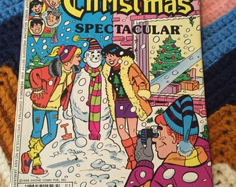 Betty And Veronica's Christmas Spectacular Vintage 1989 Great Condition