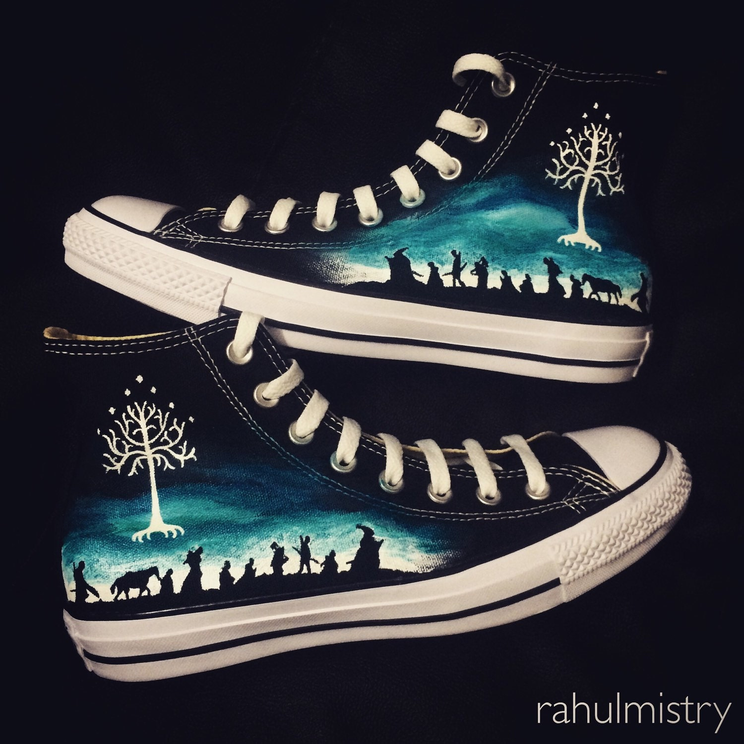 I Used To Want Converse Shoes