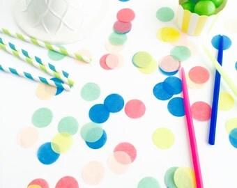 """Tissue Paper 1"""" Party Confetti - Fiesta"""