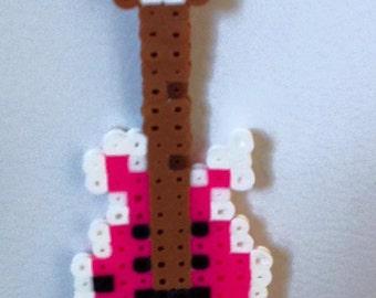 Guitar Bead Magnet