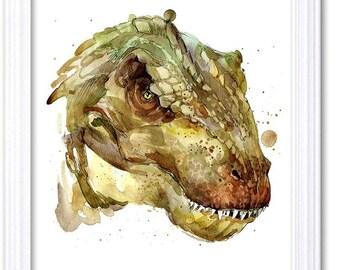dinosaur nursery art | etsy