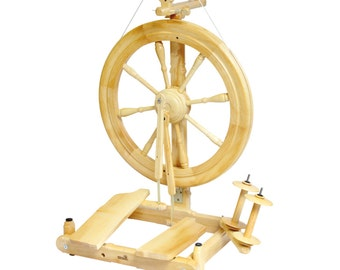 Free Shipping! Sonata Spinning Wheel by Kromski