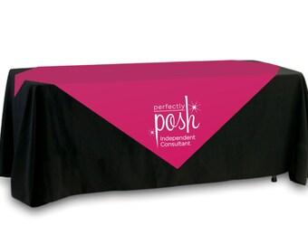 Perfectly Posh Table Overlay