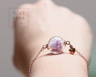 Unconditional love (Rose Gold Bracelet) | A081