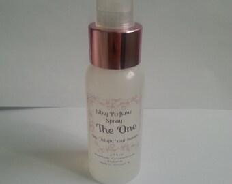 Lovely Type Perfume in Body Mist Spray (Sarah Jessica Parker Lovely Type)