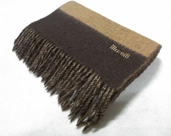 Vintage Marelli Wool Scarf Neck Wrap Muffler