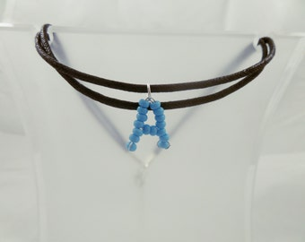 Personalised Letter Choker