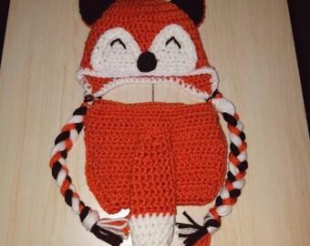 Fox Newborn Set