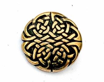 Celtic mount with knot motif - 08 Ce-2 Vielkn