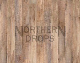 Photography Backdrop - LIGHT Brown WOOD FLOOR - Wood parquet floor background - Wood boards photo backdrop - Light Wood floordrop - 12 sizes
