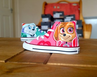 Kids Custom Shoes