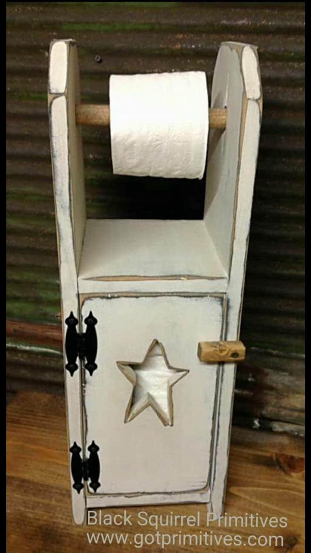 Standing Toilet Paper Holders