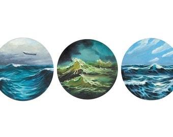Ocean Artprint DINA3