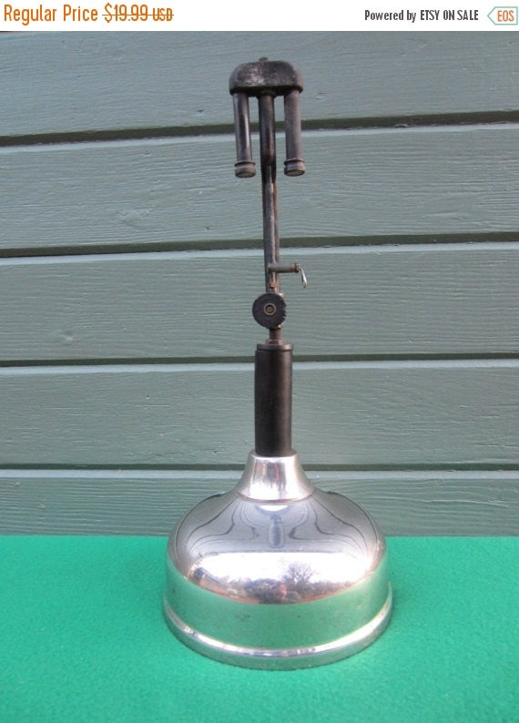 Vintage COLEMAN Table Lamp Lantern Made In USA By