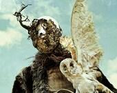 surrealistic art photography print Candice Tree