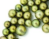 Tahitian Pearls Green Pistachio