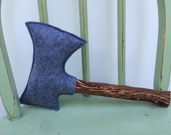 Lumberjack Ax, Hatchet, Toy, perfect for imaginative play!