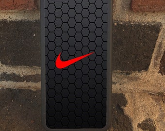 "Custom Honeycomb ""Just Nike"" Ultra Slim case for  iPhone 6, 6plus, 5 // Samsung Galaxy S5, S6 Cases// Ultra Slim Case"