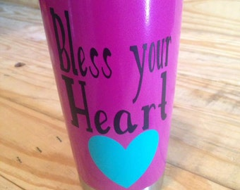 Bless your Heart Decal