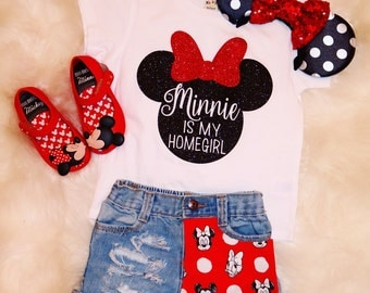 Disney Inspired Minnie is my Homegirl