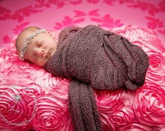 5ft.x5ft. Hot Pink Damask Studio Photography Backdrop