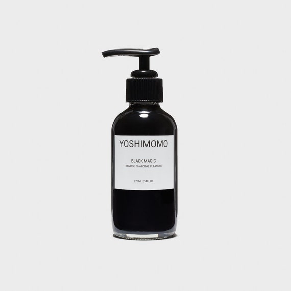Black Magic I M In Love With The Charcoal: Black Magic Bamboo Activated Charcoal Facial Cleanser. Organic