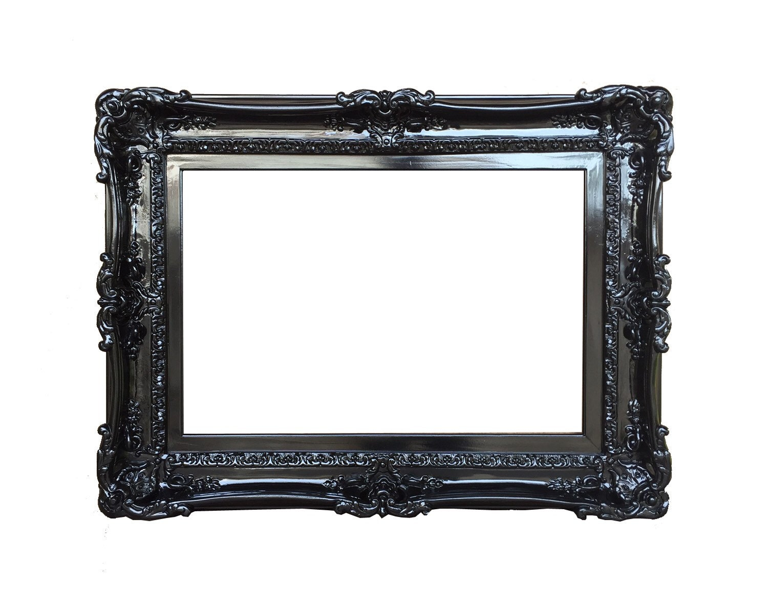 16x20 Shabby Chic Mirror Decorative Frames Ornate Wall