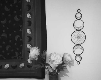 Phases of the Moon Dreamcatcher // MADE TO ORDER