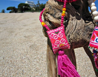 SUGARPINK Tribal Chic necklace
