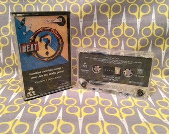 What Is Beat? The Best of The English Beat by The English Beat Cassette Tape Ska Reggae British Music Vintage