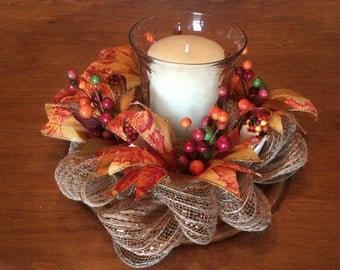 Small Fall Center Piece