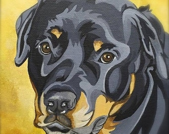 Note Cards - Rottweiler