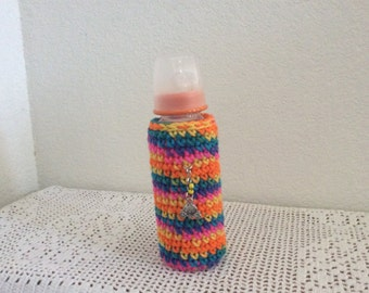 9 oz Baby Bottle with Cozy