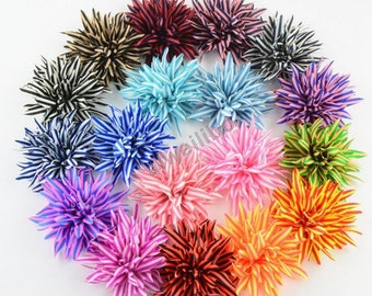 Chiffon Flower,wholesale flower, Craft Supplies, Diy Hair Accessories H10058