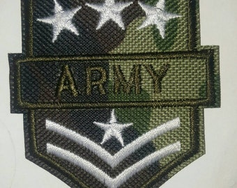 Free shipping * Iron on embroidered patch