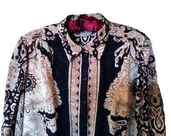 Vintage long sleeve bouse