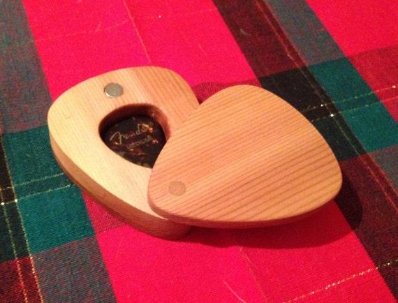 guitar pick box. Black Bedroom Furniture Sets. Home Design Ideas
