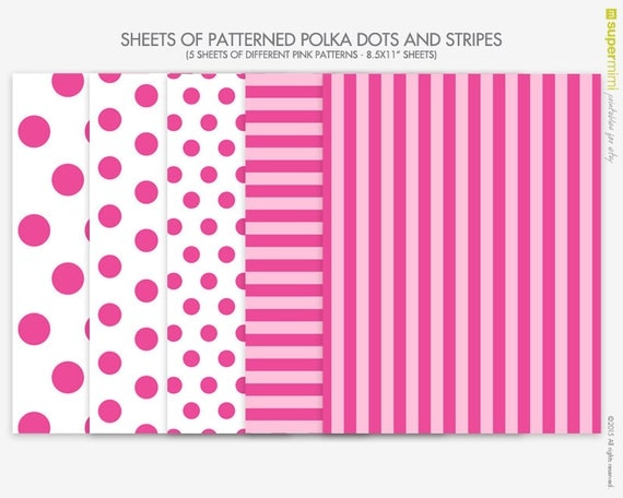 Pink love pink stripes polka dots victoria secret themed for Dots and stripes party theme