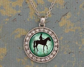 Equestrian Artisan Necklace - OTHRS47283