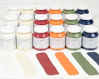 Fusion Mineral Paint-  All Colors Available - SAME DAY SHIPPING
