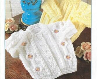 INSTANT DOWNLOAD - Knitting pattern, littlewoods - 1029