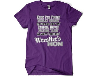 Wrestling Mom, Wrestling Mom Shirt, Wrestling Mom Sports Shirt, Wrestlers Mom Shirt, Wrestling Mom gym shirt, Wrestle Shirts, Fitness Shirts