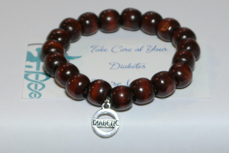 diabetic bracelet id type 1 diabetes diabetic
