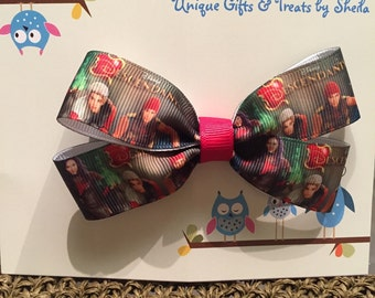 Disney Descendants Hair Bow