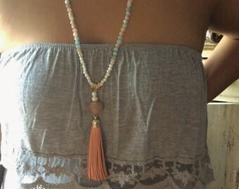 Christine Summer Boho Necklace