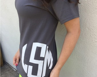 Spring Sale Monogram Shirt