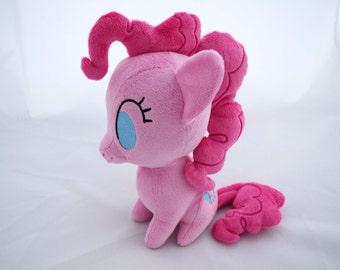 My Little Pony Chibi Pinkie Pie PROTOTYPE by PlanetPlush